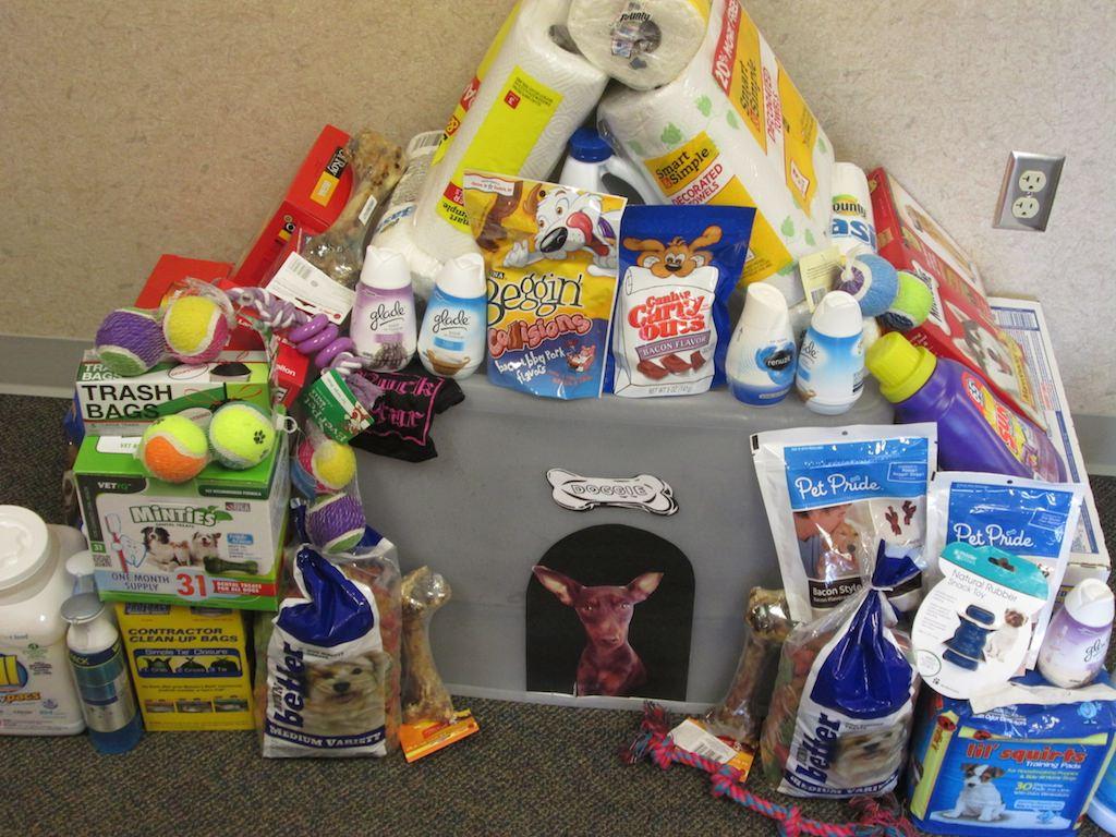 Ross Medical Evansville Helps Local Dog Shelter It Takes a Village