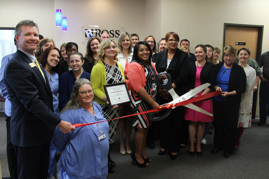 ross medical education center owensboro ribbon cutting